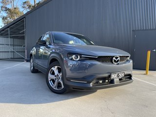 2021 Mazda MX-30 DR2W7A G20e SKYACTIV-Drive Touring Polymetal Grey 6 Speed Sports Automatic Wagon.