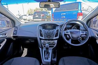 2014 Ford Focus LW MkII Trend PwrShift Black 6 Speed Sports Automatic Dual Clutch Sedan