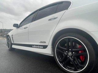 2015 Holden Commodore SS V - Redline White Manual Sedan