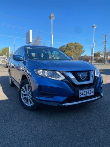 Used Nissan X-Trail T32 Series II ST X-tronic 2WD Hillcrest, 2019 Nissan X-Trail T32 Series II ST X-tronic 2WD Blue 7 Speed Constant Variable Wagon