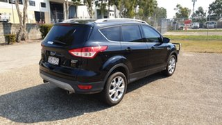 2013 Ford Kuga TF Trend (AWD) Black 6 Speed Automatic Wagon.