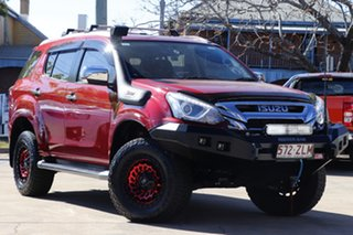 2018 Isuzu MU-X MY18 LS-T Rev-Tronic Red 6 Speed Sports Automatic Wagon.