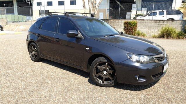 Used Subaru Impreza MY09 RX (AWD) Underwood, 2009 Subaru Impreza MY09 RX (AWD) Grey 4 Speed Automatic Hatchback