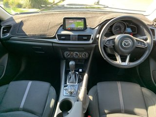 2017 Mazda 3 BN Series Maxx Grey Sports Automatic Hatchback