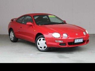 1996 Toyota Celica ZR Super Red 5 Speed Manual Liftback