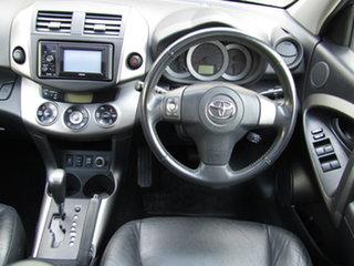 2010 Toyota RAV4 ACA33R MY09 Cruiser L Graphite 4 Speed Automatic Wagon