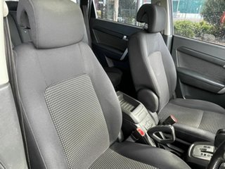 2010 Holden Captiva CG MY10 SX (FWD) Grey 5 Speed Automatic Wagon