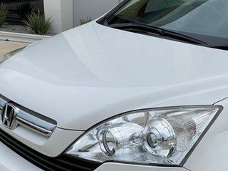 2007 Honda CR-V RE MY2007 4WD White 5 Speed Automatic Wagon