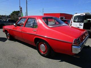 1976 Holden Kingswood HJ Red 3 Speed Automatic Sedan.