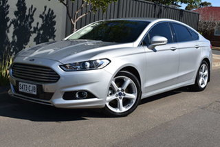 2017 Ford Mondeo MD 2017.00MY Trend Silver 6 Speed Sports Automatic Hatchback.