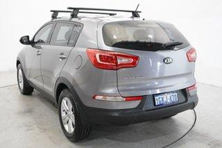 2013 Kia Sportage SL MY13 SI Grey 6 Speed Sports Automatic Wagon.
