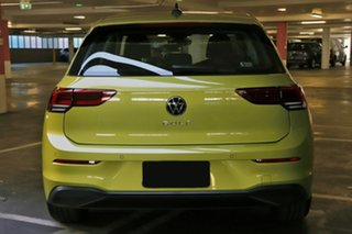 2021 Volkswagen Golf 8 MY21 110TSI Pure White 8 Speed Sports Automatic Hatchback.