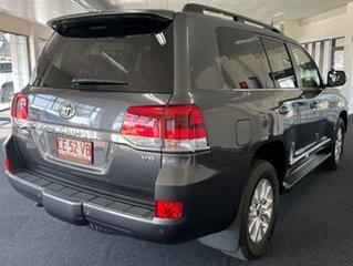 2021 Toyota Landcruiser VDJ200R Sahara Charcoal 6 Speed Sports Automatic Wagon.