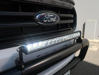 2021 Ford Ranger PX MkIII 2021.25MY XL White 6 Speed Sports Automatic Super Cab Chassis
