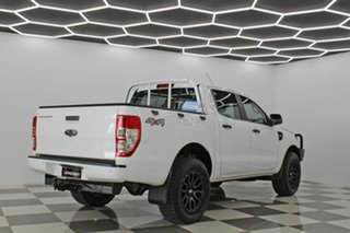 2018 Ford Ranger PX MkII MY18 XL 3.2 (4x4) White 6 Speed Automatic Crew Cab Utility