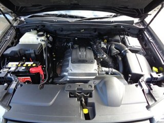 2011 Ford Territory SZ TX Seq Sport Shift Brown 6 Speed Sports Automatic Wagon