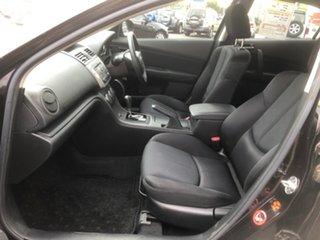 2008 Mazda 6 GH Limited Purple 5 Speed Auto Activematic Sedan
