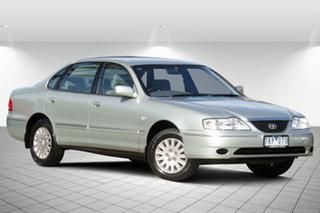 2004 Toyota Avalon MCX10R Mark III GXi Aintree Green 4 Speed Automatic Sedan.