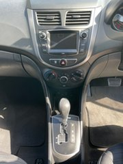 2016 Hyundai Accent RB3 MY16 Active Sunflower 6 Speed Constant Variable Hatchback