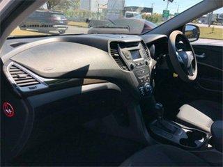 2014 Hyundai Santa Fe DM Active Silver 6 Speed Sports Automatic Wagon