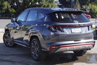 2021 Hyundai Tucson NX4.V1 MY22 2WD N Line Titan Gray 6 Speed Automatic Wagon.