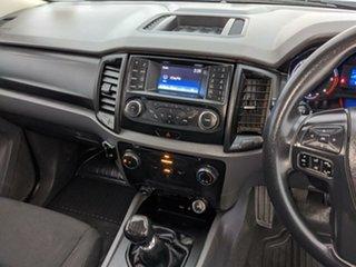 2015 Ford Ranger PX XL White 6 Speed Manual Utility