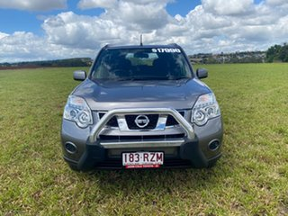 2011 Nissan X-Trail T31 MY11 ST (4x4) Silver 6 Speed CVT Auto Sequential Wagon