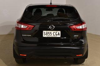 2014 Nissan Qashqai J11 TS Black 1 Speed Constant Variable Wagon