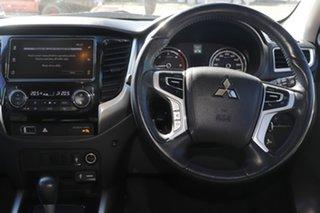 2017 Mitsubishi Triton MQ MY18 GLS Double Cab Red 5 Speed Sports Automatic Utility