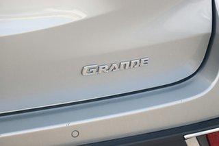 2017 Toyota Kluger GSU50R Grande 2WD Silver 8 Speed Sports Automatic Wagon