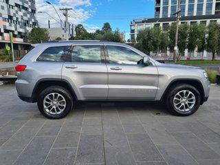 2015 Jeep Grand Cherokee WK MY15 Laredo 4x2 Silver 8 Speed Sports Automatic Wagon