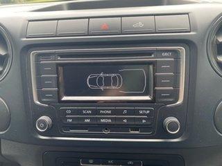 2016 Volkswagen Amarok 2H MY16 TDI400 4MOT Core White 6 Speed Manual Utility