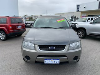 2007 Ford Territory SY MY07 Upgrade TX (RWD) Grey 4 Speed Auto Seq Sportshift Wagon.