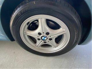 1997 BMW Z3 Blue 5 Speed Manual Roadster