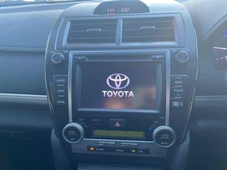 2017 Toyota Camry ASV50R Atara S Blue 6 Speed Sports Automatic Sedan