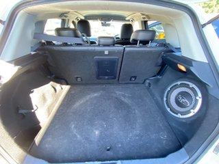 2011 Mitsubishi ASX XA MY11 Aspire White 6 Speed Constant Variable Wagon