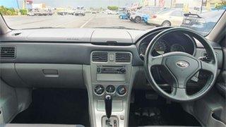 2007 Subaru Forester 79V MY07 X AWD White 4 Speed Automatic Wagon