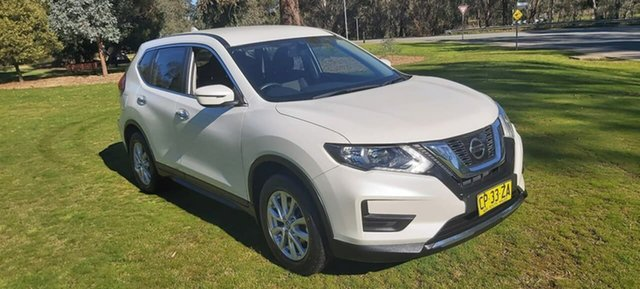 Used Nissan X-Trail T32 Series II ST X-tronic 2WD Wodonga, 2018 Nissan X-Trail T32 Series II ST X-tronic 2WD White 7 Speed Constant Variable Wagon