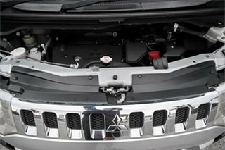 2010 Mitsubishi Delica D:5 CV5W D:5 Silver 8 Speed Constant Variable Van Wagon