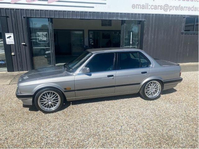 Used BMW 325i Executive Arundel, 1989 BMW 325i Executive Silver 5 Speed Manual Sedan