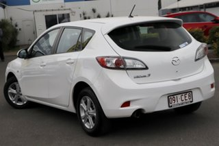 2013 Mazda 3 BL10F2 MY13 Neo Activematic Crystal White Pearl 5 Speed Sports Automatic Hatchback.