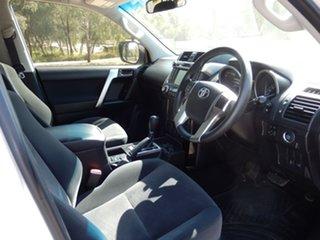 2016 Toyota Landcruiser Prado GDJ150R MY16 GX (4x4) Glacier White 6 Speed Automatic Wagon