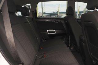2015 Holden Captiva CG MY15 5 LT Summit White 6 Speed Sports Automatic Wagon
