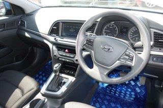 2017 Hyundai Elantra AD MY17 Active Blue 6 Speed Sports Automatic Sedan