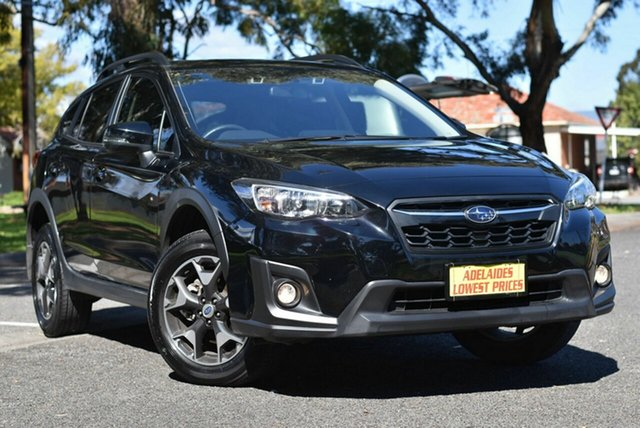 Used Subaru XV G5X MY19 2.0i-L Lineartronic AWD Melrose Park, 2019 Subaru XV G5X MY19 2.0i-L Lineartronic AWD Black 7 Speed Constant Variable Wagon