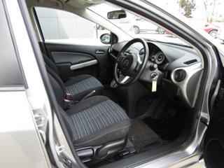 2010 Mazda 2 DE10Y1 Maxx Grey 4 Speed Automatic Hatchback