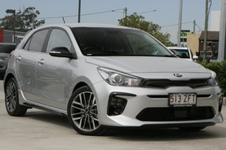 2019 Kia Rio YB MY19 Sport Silver 6 Speed Automatic Hatchback.