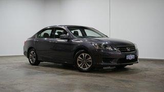 2013 Honda Accord 8th Gen MY12 VTi Grey 5 Speed Sports Automatic Sedan.
