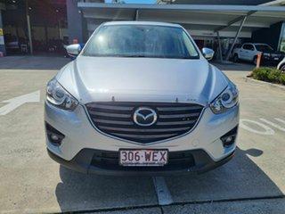 2015 Mazda CX-5 KE1022 Maxx SKYACTIV-Drive AWD Sport Silver 6 Speed Sports Automatic Wagon.