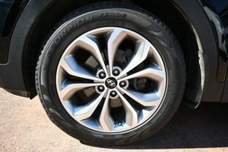 2014 Hyundai Santa Fe DM Highlander CRDi (4x4) Black 6 Speed Automatic Wagon.